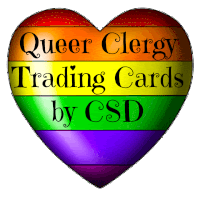 Queer Clergy Trading Cards