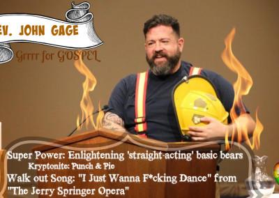 johngage